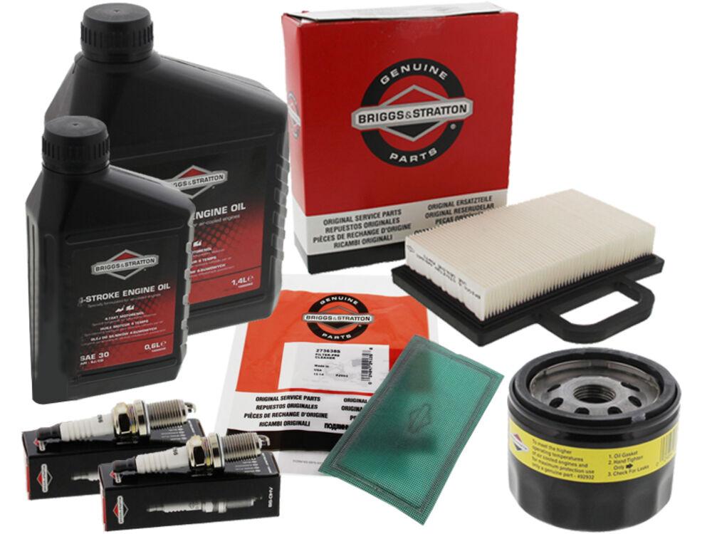 Briggs /& Stratton Vorfilter f Luftfilter 499486S Intek 2-Zylinder V-Twins B/&S
