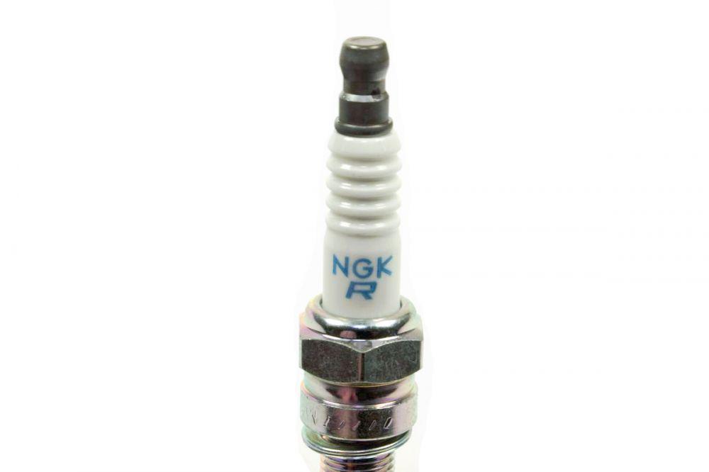 Bujía de encendido set 2 piezas NGK cpr8eb-9 para kawasaki KFX 450 R ksf sf450 2008-2014