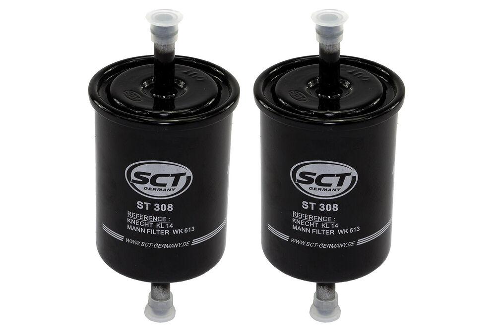 2x Carburante Filtro ST 793 di SCT GERMANY