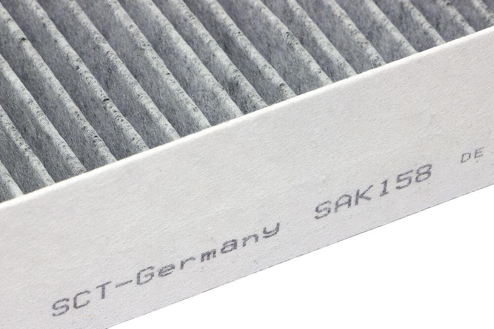 Espacio interior filtro sak158 limpiador clima para Mercedes Benz clase C w203 CLC CLK