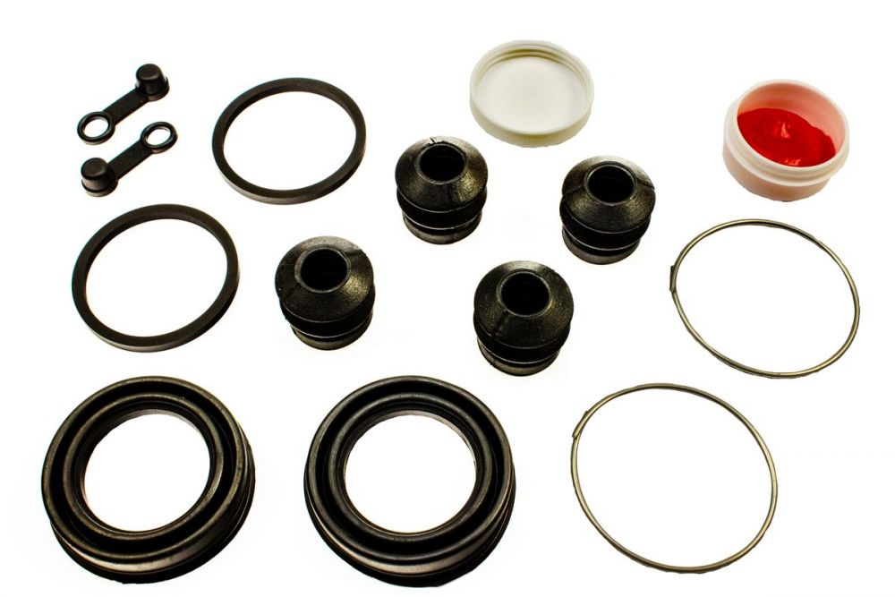 Bremssattel Reparatur Satz vorne für Honda CX 500 C PC01 Baujahr 1980-1981