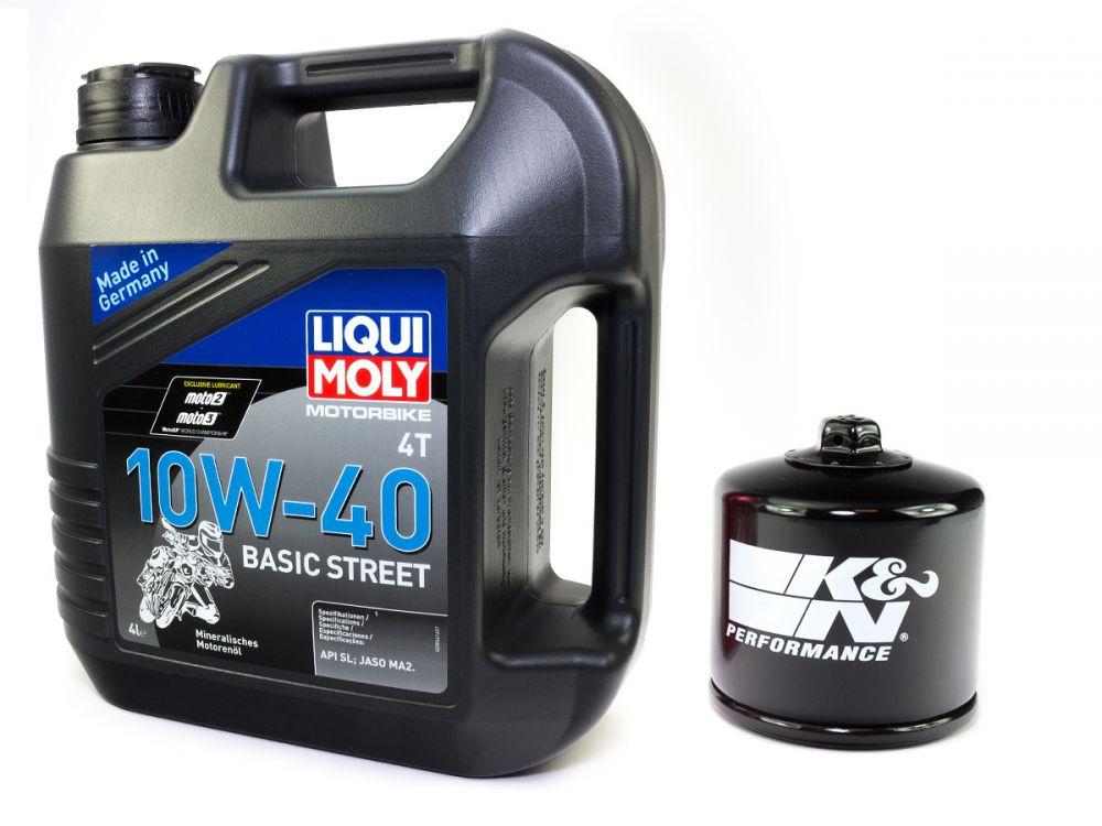 /Ölfilter K/&N KN153 f/ür Ducati 1098 1098 S Biposto//Monoposto