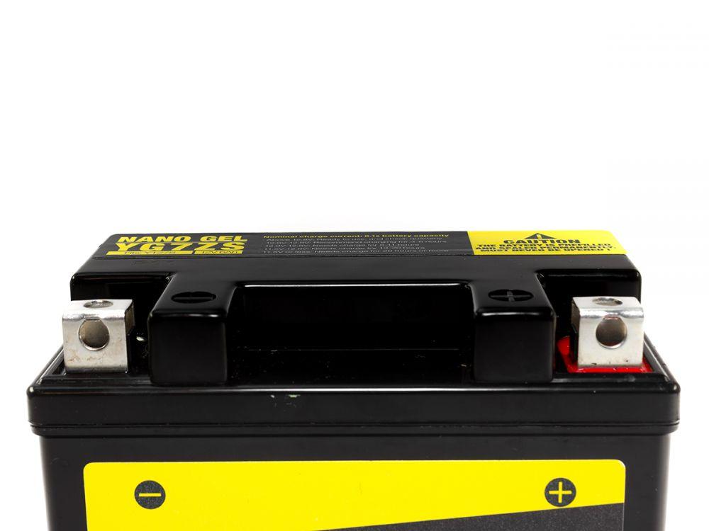 Tecno YTZ7S Gel Batterie WR 250 R 2008-2016