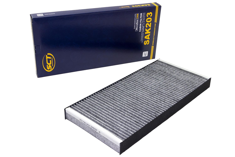Espacio interior filtro filtro de polen-suzuki Splash