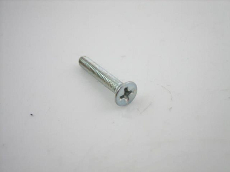 200x Vis à tête fraisée bombée empreinte cruciforme Phillips inox Inox A2 M4X8