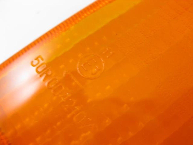 VESPA Original PIAGGIO Clignotant-Arrière//Droite-Jaune-PK XL//xl2-Orange