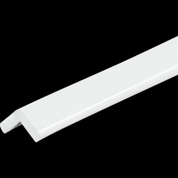 Typ A Knuffi Eckschutzprofil Schutzprofil Kantenschutz weiß 1 Meter PA-10310