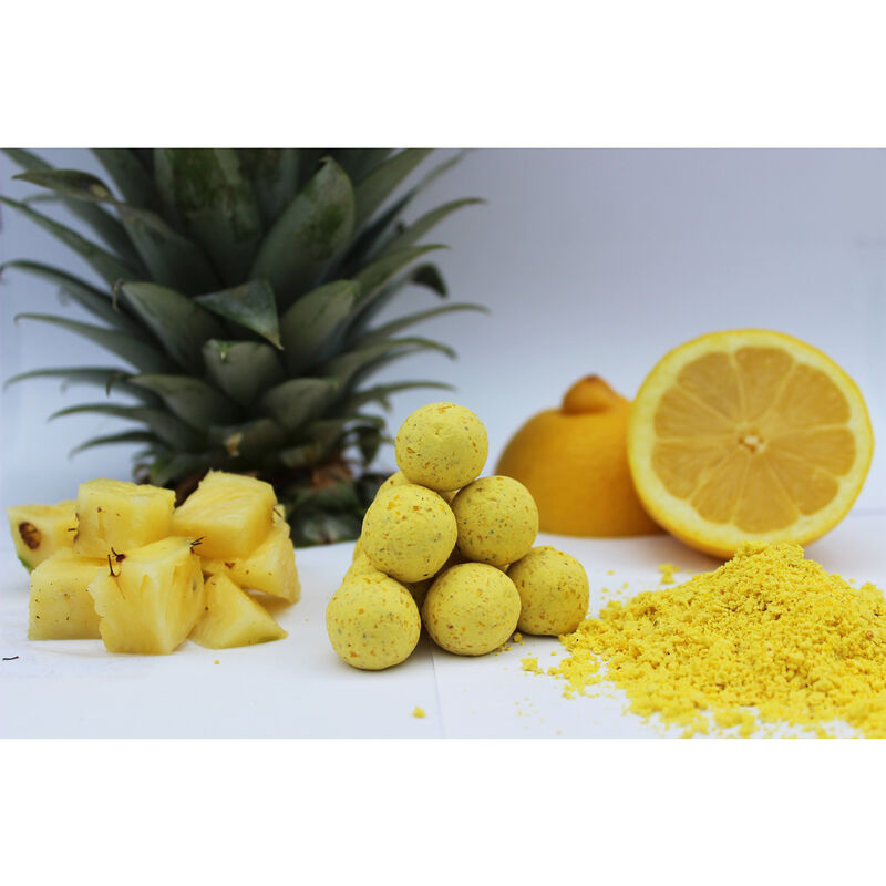 Boilie Special Pineapple Pro Vanille Citrus Ananas 20 mm