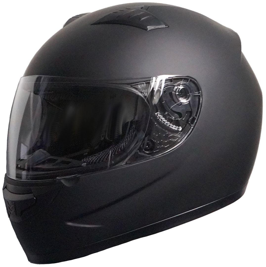integralhelm motorradhelm helm 805 rollerhelm sturzhelm matt schwarz s m l x ebay. Black Bedroom Furniture Sets. Home Design Ideas