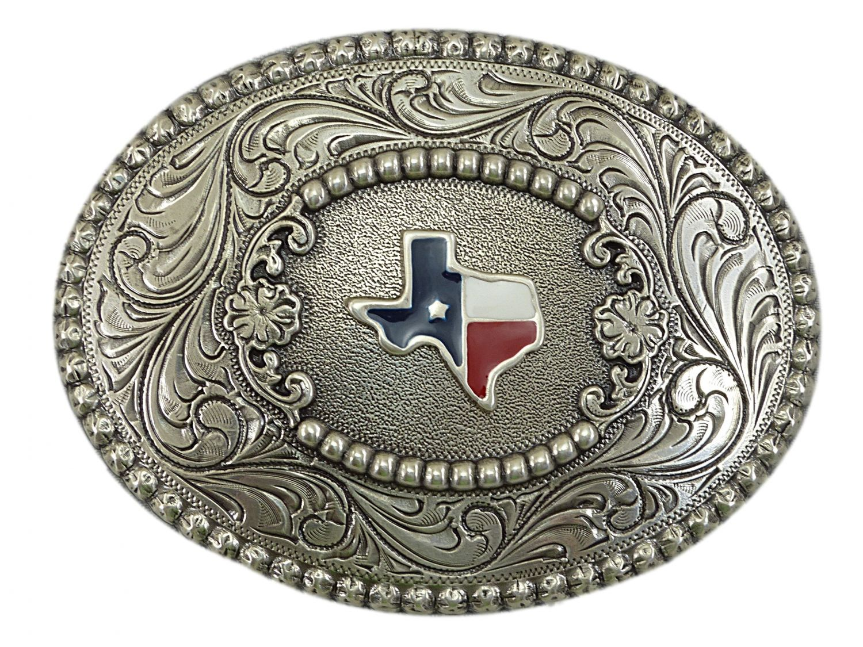 Nocona Texas Country Gürtelschnalle Western Buckle Cowboy USA