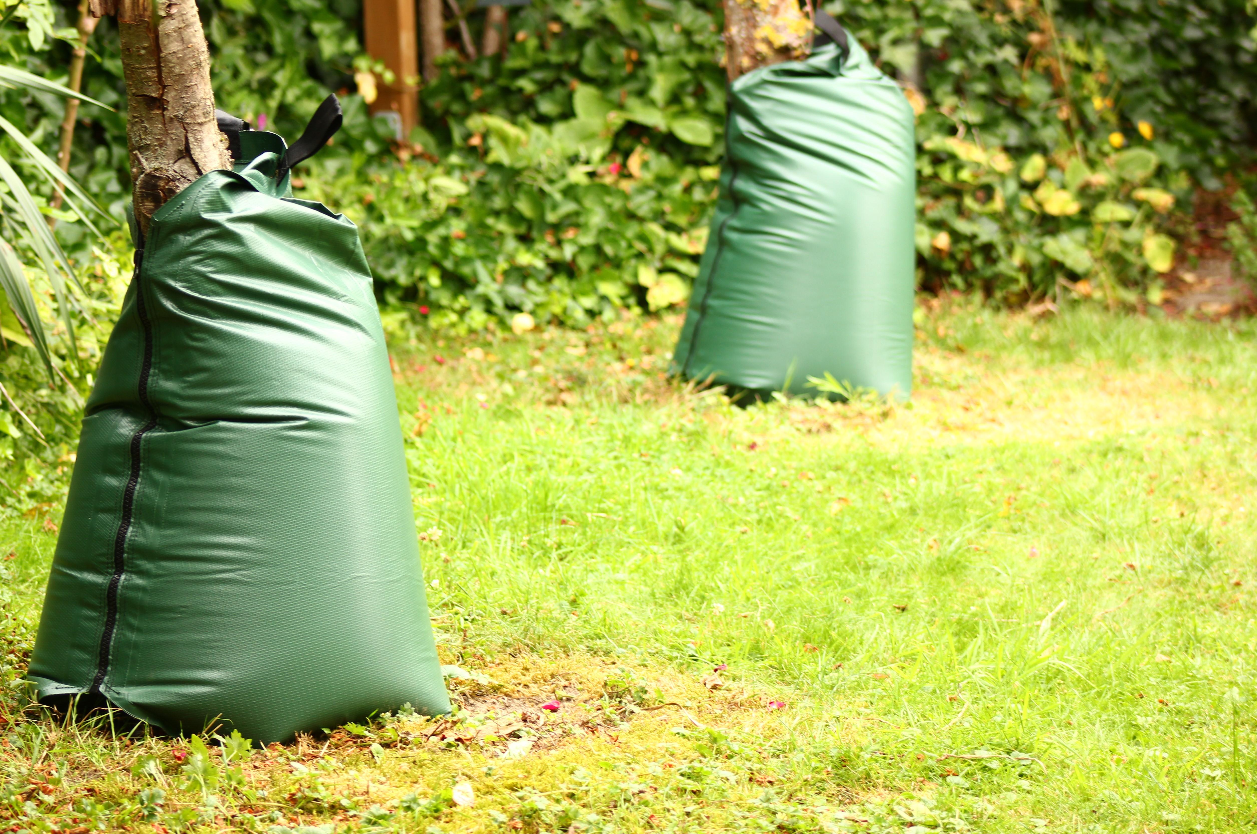 Treegator Gießsack Wassersack Tröpfchenbewässerung Baumbewässerung