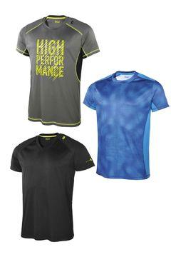 Details zu Crivit® Herren Funktionsshirt Shirt Laufshirt Sport Fitness Running Neu