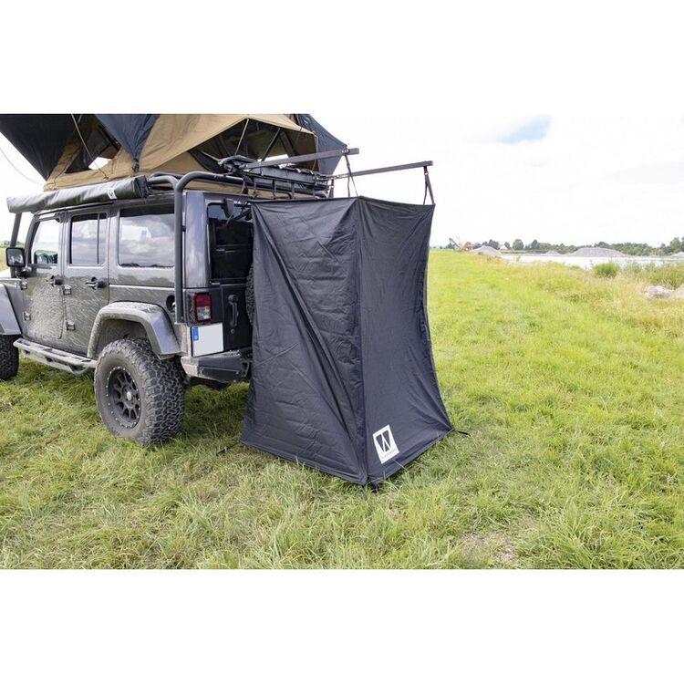 Duschzelt Toilettenzelt Umkleidezelt Camping Wasserfest Beistellzelt Zelt S2G4