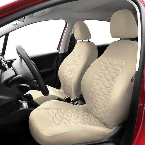 Universal Autositzbezüge Schwarz für Mercedes C Klasse Sitzbezüge Schonbezüge