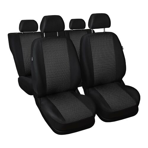 autositzbez ge f r vw up ab 2011 4 sitze pkw schwarz sitzbez ge sitzauflage ebay. Black Bedroom Furniture Sets. Home Design Ideas