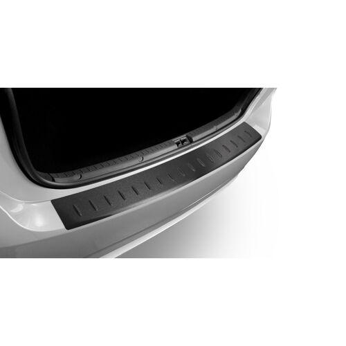 Stoßstangenschutz Schwarz Ladekantenschutz Auto Hinten Audi A6 C7 Allroad 16