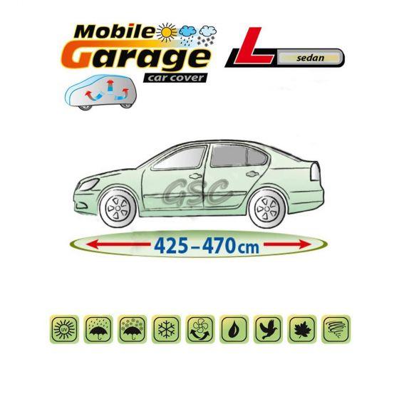 Vollgarage für Ford Focus 3 Schrägheck Hatchback 5-türer 04.11