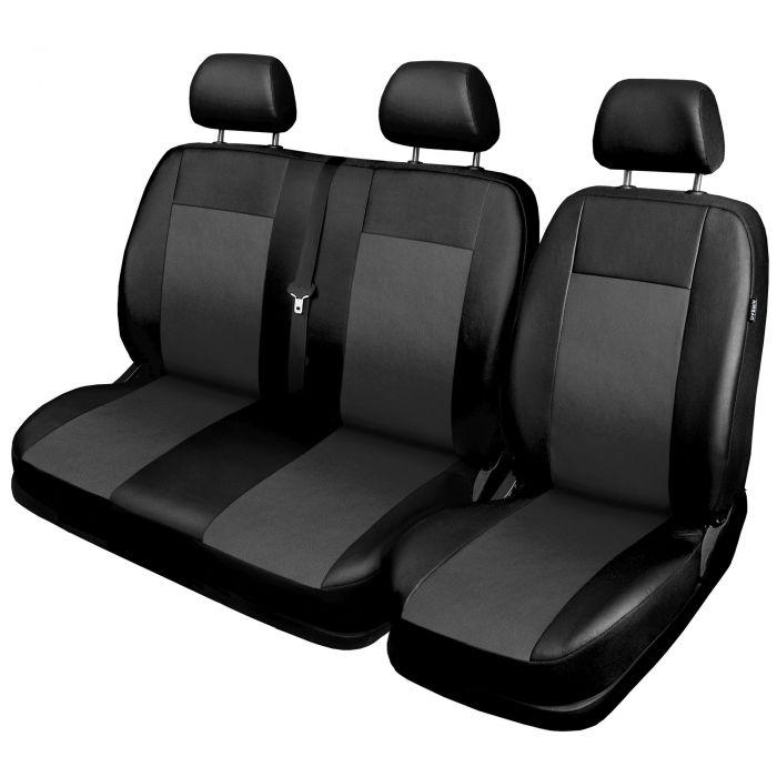 volkswagen transporter t3 bus 1 2 front grau universal. Black Bedroom Furniture Sets. Home Design Ideas