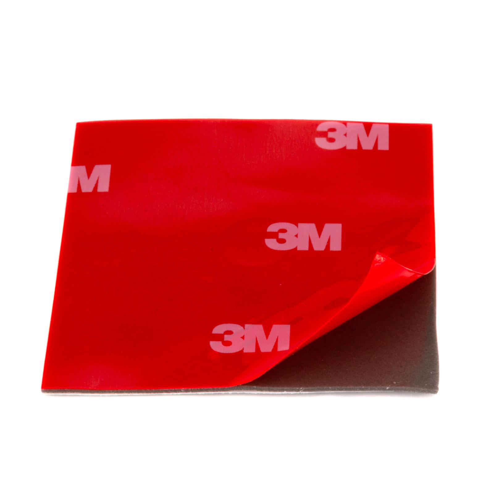 3M Klebepad Klebeband doppelseitig stark klebend 20 Klebestreifen grau 25x25mm