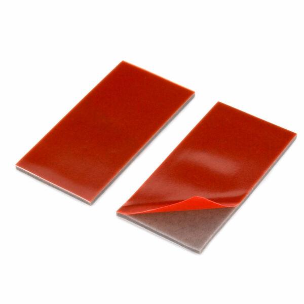 3M 2 Klebepad doppelseitig stark klebend Klebestreifen grau flexibel 50x25mm