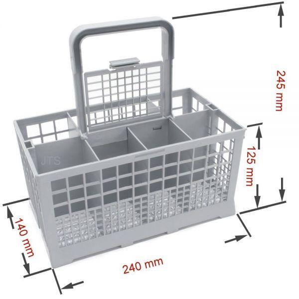 Besteckkorb Ersatz Electrolux Zanker Geschirrspüler universal
