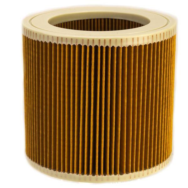 A 2204  6.414-552.0 Lamellenfilter Rundfilter Filter Ersatz für Kärcher A 2101