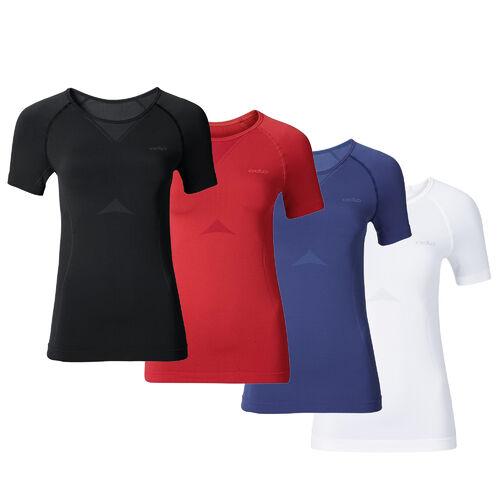 Odlo Damen Unterhemd Shirt kurzarm Evolution Light