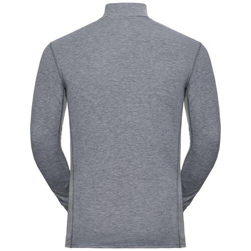 Sportshirt blau Kurzarm Funktionshemd TERVEL WARM Herren Funktionsshirt