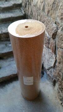 4 mm Rollenkork 15 m²  Kork 15 x 1m 4mm Stärke Trittschalldämmung Korkrolle