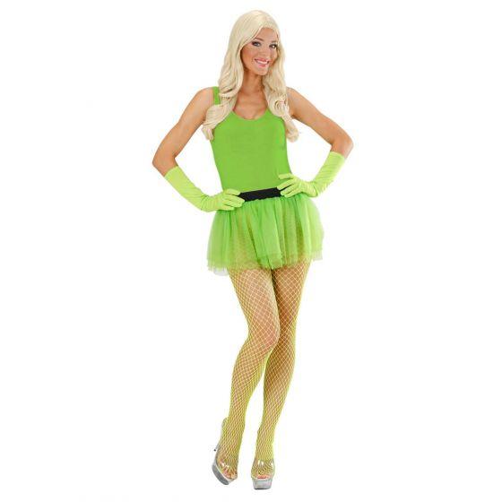 online retailer fabd2 355bb Mini Rock Tütü Neon Tüllrock grün Tutu Ballett Unterrock ...