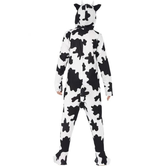Kuh Jumpsuit Kuhkostüm Kind Overall Rind Tierkostüm Rind Bauernhof Kostüm Kinder