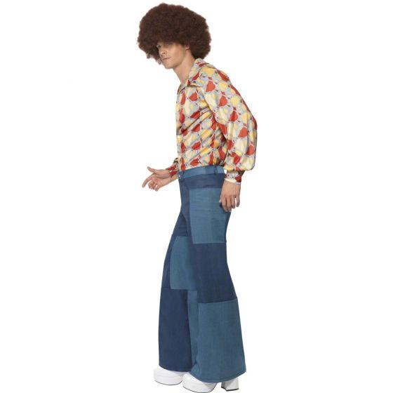 gute Qualität klassisch rationelle Konstruktion Disco Schlaghosen 70er 60 Schlaghosen Schlagjeans Jeans ...