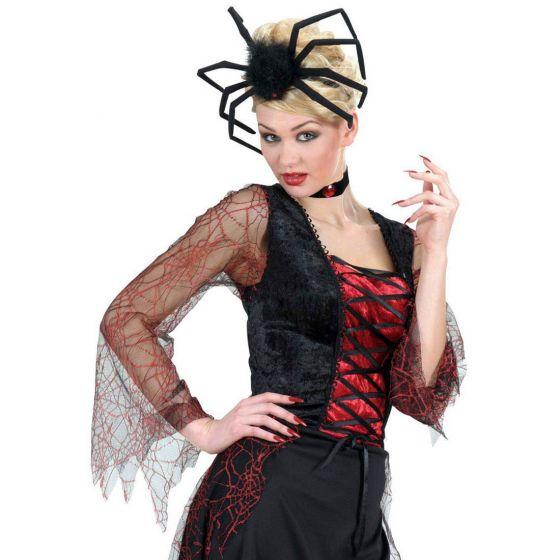 Halloween Spinnen Haarreifen Spinne Haarreif Tarantula Widwe Kostüm Accessoires