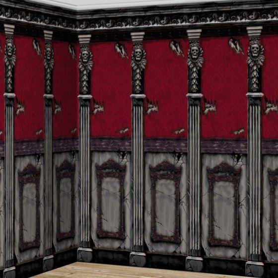 Détails sur Halloween Couloir Décoration Murale Déco Peintures Villa D\'Este  Intérieur de