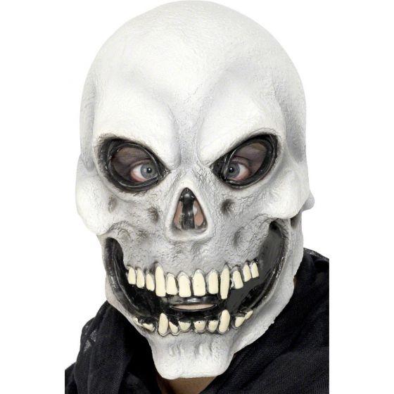PVC Plastik Unheimlich Halloween Party Totenkopf Gesicht de