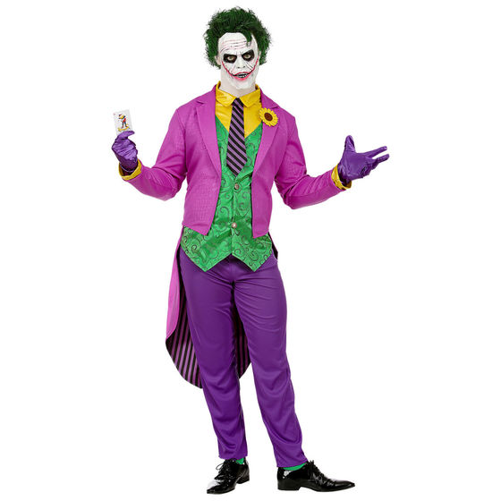 tolles joker kostum fur manner violett grun m 50