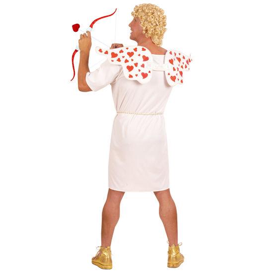 Originelles Amor Kostüm Herren Liebesgott Verkleidung Engelkostüm Gott der Liebe