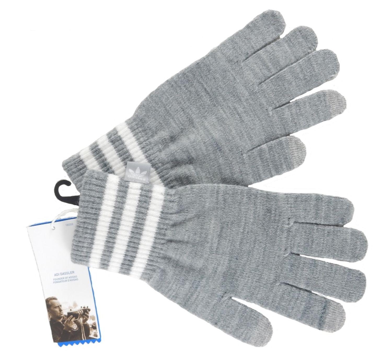 Edle Handschuhe mit Biesen Stoffhandschuhe grau Magier Zauberer Biesenhandschuh