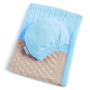 100/% Baumwolle Baby Cellular Decke Kinderwagen Bett Moses Korb Krippe 90 x 70 cm