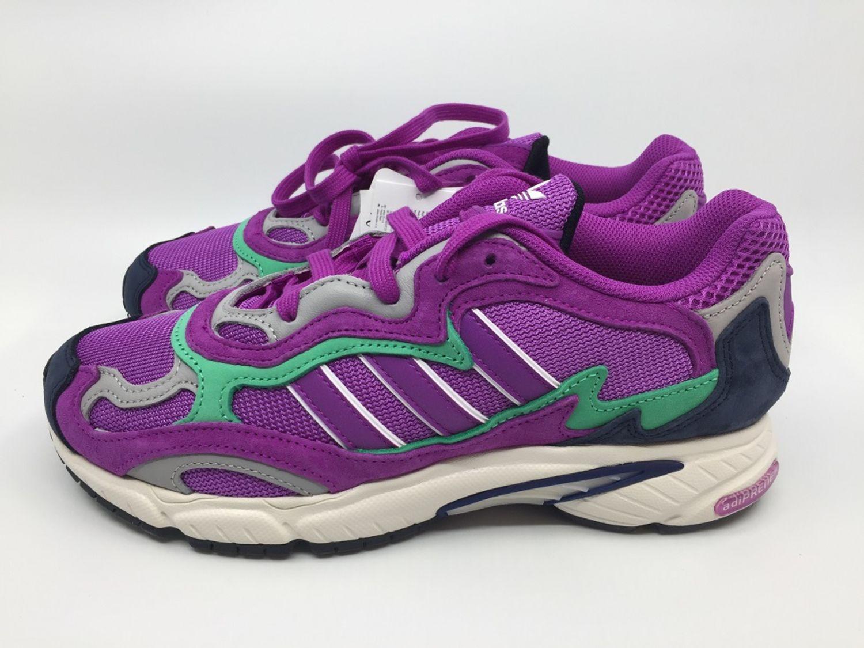 sale retailer 17d04 6cc06 Adidas Temper Run F97208 Herren Sneaker purple glow