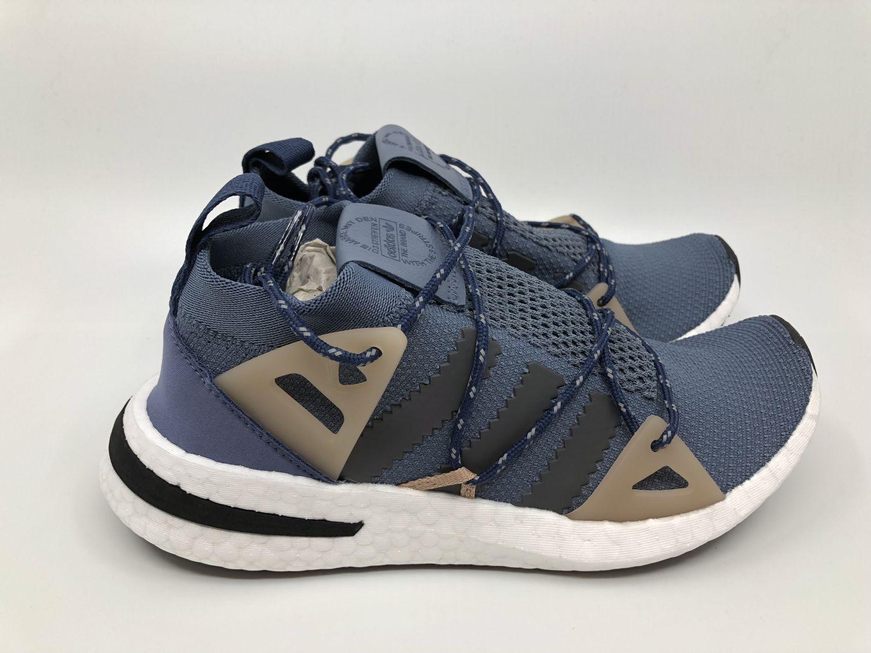 Details zu Adidas Arkyn W DA9606 Damen Sneaker grau blau beige weiß raw