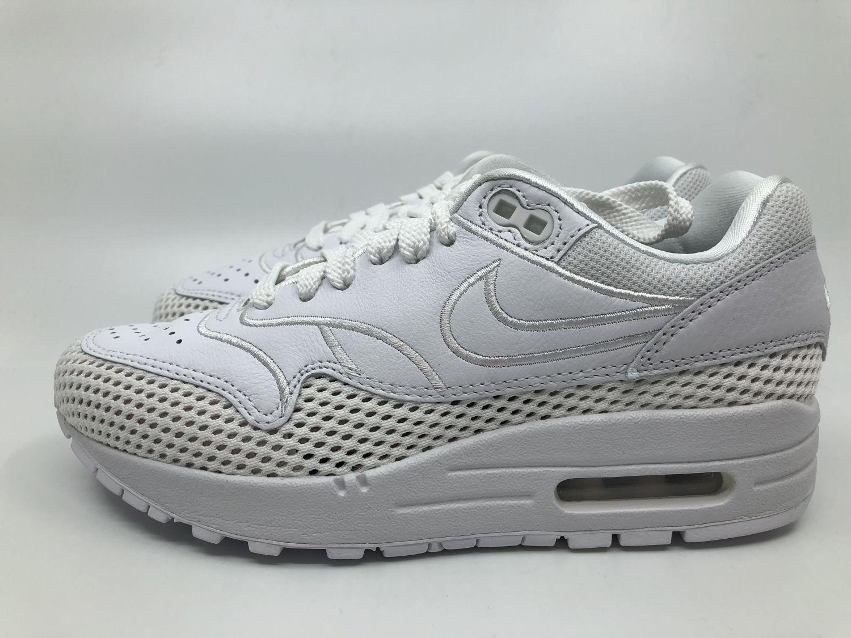 info for 2c453 f9d74 Nike Air Max 1 SI Gr.35 36 37 38 39 40 41 Damen Sneaker weiß vast grau  AO2366100