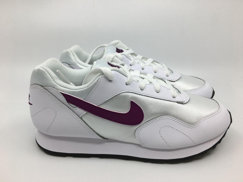Nike Outburst W Gr.35 36 37 38 39 40 41 42 Damen Turnschuhe weiß ... Vielfältiges neues Design