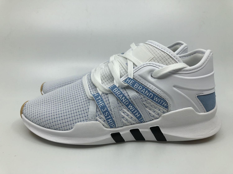 online retailer b9767 1ca80 Adidas EQT Racing ADV W CQ2155 Gr.36 37 38 39 40 Damen Sneaker weiß blau  schwarz