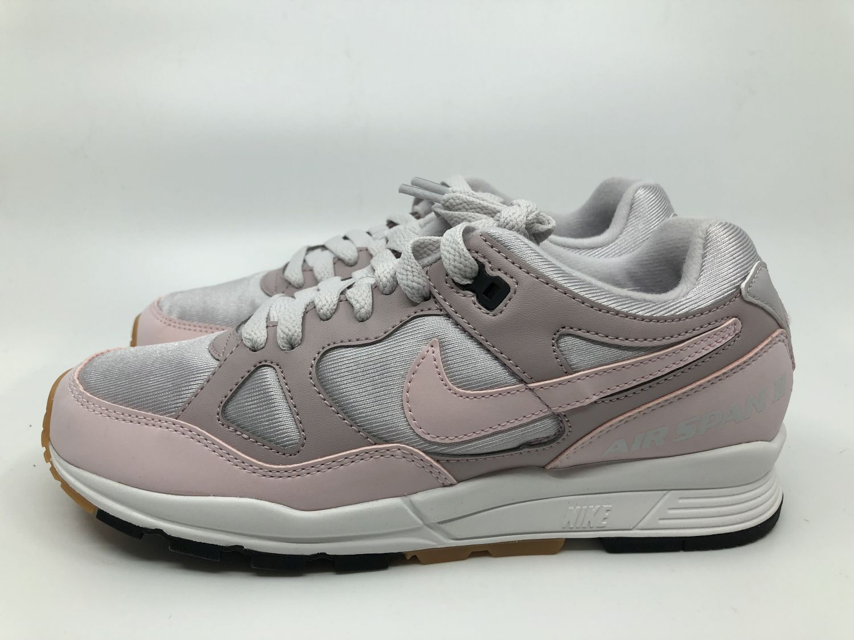 Nike W Air Span II 2 37,5 38 40,5 41 Damen Sneaker grau rosa