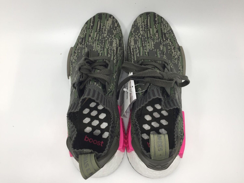 1cdcb0f35c Adidas NMD R1 PK BZ0222 Herren Sneaker grün pink utility grey | eBay