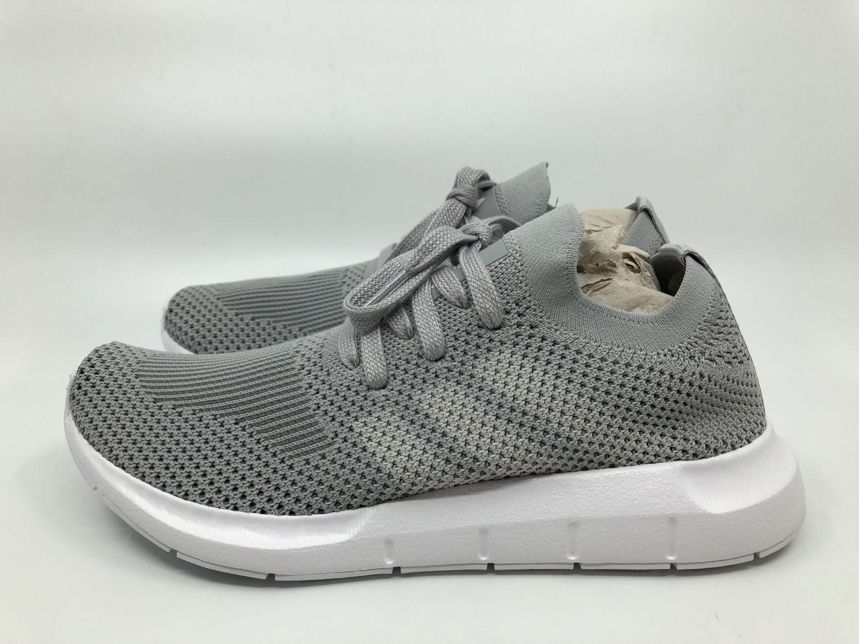f12cc14cf760f7 Adidas Swift Run PK W CQ2036 Gr.37 38 39 40 41 Damen Sneaker weiß grau  Running