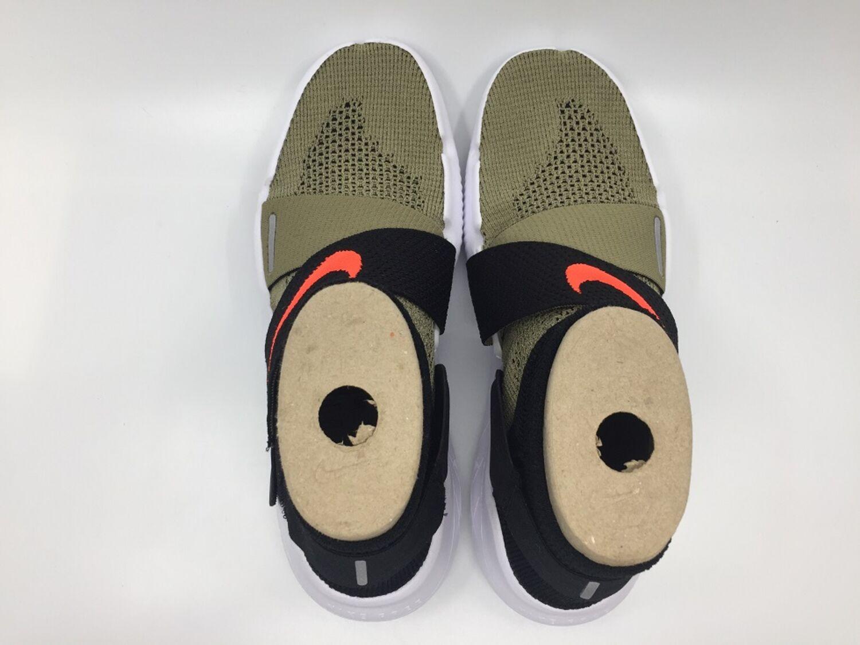 Details zu Nike Free RN Motion FK 2018 Herren Sneaker olive schwarz 942840 200