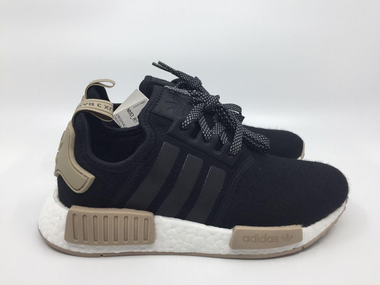 47d7cf831 Adidas NMD R1 CQ0760 Damen Sneaker schwarz black