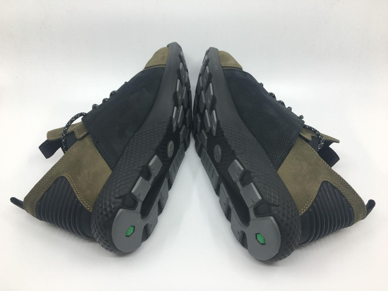 df2f8a457b Timberland A1JG1 Flyroam Wedge lichen Gr.40 43 44 Herren Sneaker khaki  grünblack